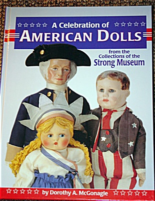 HOB0019 McGonagle, A Celebration of American Dolls Book, 1997