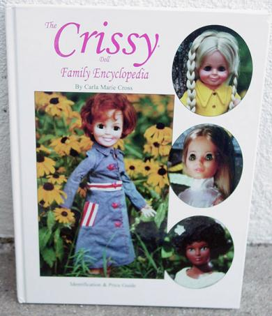 HOB0027 The Crissy Doll Family Encyclopedia ID and Price Guide