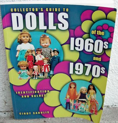 0IDD0001 Collector's Guide to Dolls of the 1960s and 1970s Soft Book