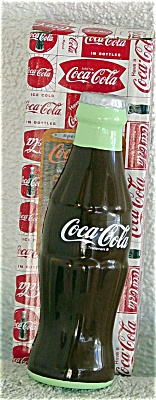 CCE0004 Enesco Classic Coca Cola Bottle Figurine 1993-1994