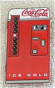 CCE0012B Enesco Vintage Coca Cola Machine Magnet 1993