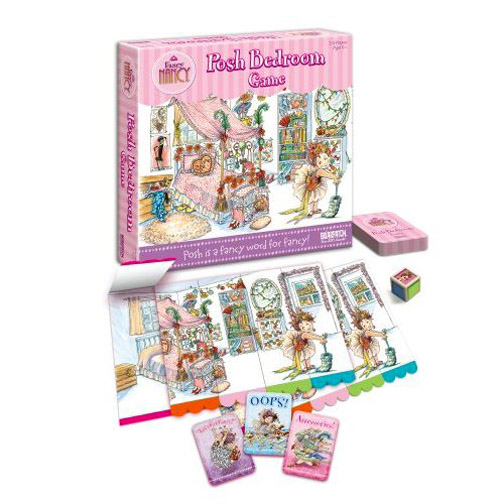 BFN0001 Fancy Nancy Posh Bedroom Game