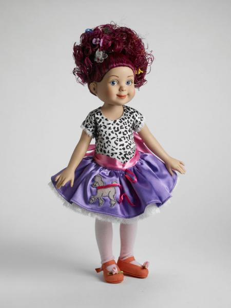 FNE0013 Effanbee Walking with Frenchy Fancy Nancy Doll Outfit Only