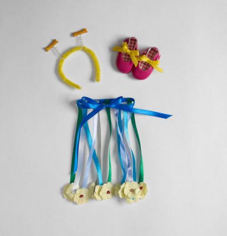 FNE0031 Effanbee Posh Accessories for Fancy Nancy Doll 2009