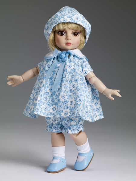 FBP0066 Effanbee Patsy's Little Fall Garden Doll, Tonner 2014