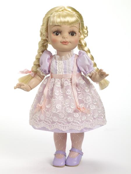 0FBT0604 Effanbee Sweetie Pie  Half Pint Doll, 2014 Tonner