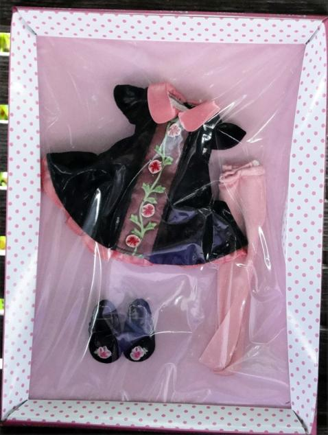 FBP0028 Effanbee Blush, Berry, and Velvet Patsy Doll Outfit Only, 2013
