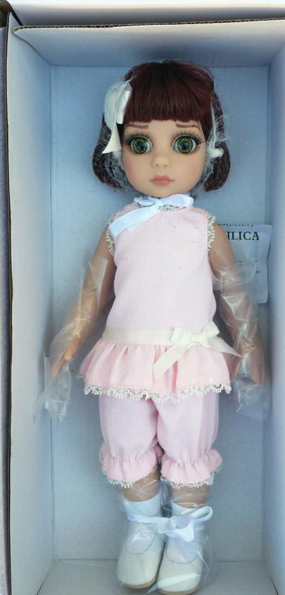 0FBP0034 Effanbee Patsy Basic No. 4-Auburn Wig Doll, 2013 Tonner