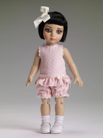 0FBP0035 Effanbee Patsy Basic No. 5-Black Wig Doll, 2013 Tonner