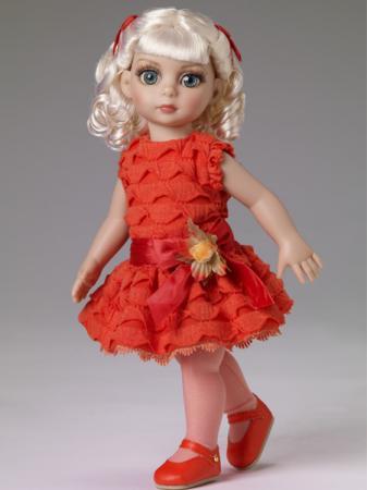 FBP0043 Effanbee Peachy Keen Patsy Doll, 2013 Tonner