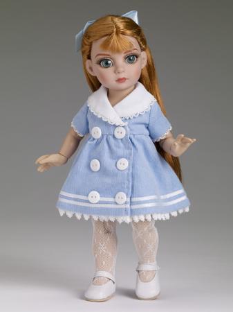0FBP0062 Effanbee Easy Breezy Patsy Doll, Tonner, 2014