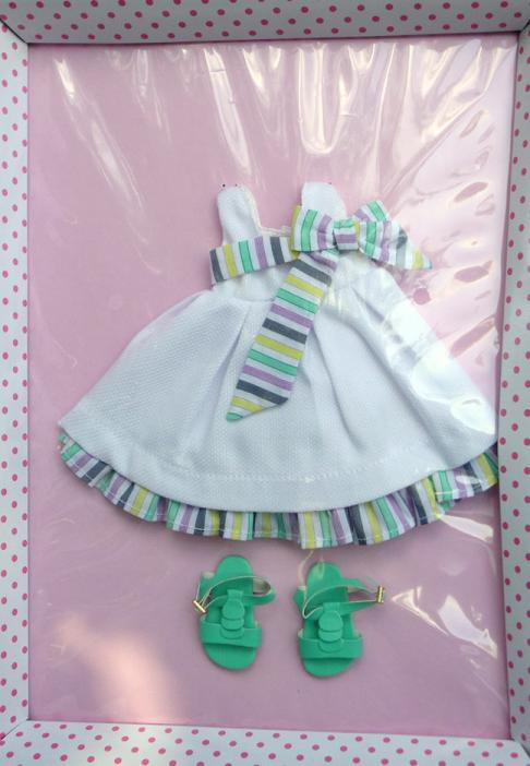 FBP0071 Effanbee Cotton Casual Patsy Doll Outfit Only Tonner 2014
