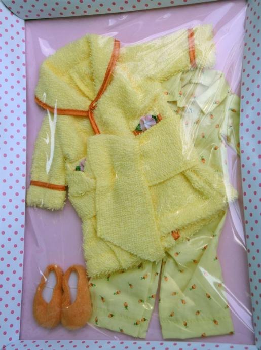 FBP0073 Effanbee Nighty Night Sleep Tight Patsy Doll Outfit Only 2014