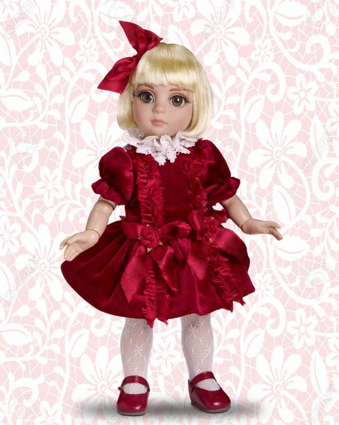 FBP0302 Effanbee Patsy's A Vision in Velvet Doll, Tonner 2016