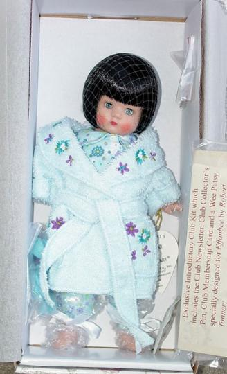 FBT0123A Effanbee Patsyette Dreams and Whimsies Doll 2005