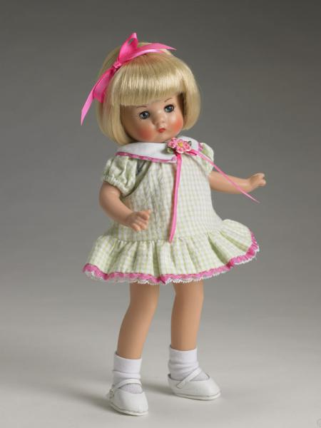 FBT0129B Effanbee Summer Picnic Patsyette Doll Outfit Only 2006