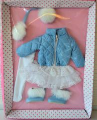 FBP0025 Effanbee Patsy Blustery Day Doll Outfit Only, Tonner 2013