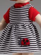 FBP0027 Effanbee Cute as a Bug Patsy Doll Outfit Only Tonner 2013 3