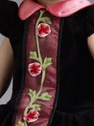 FBP0028 Effanbee Blush, Berry, and Velvet Patsy Doll Outfit Only, 2013 2