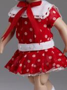 FBP0030 Effanbee Dots My Dress Patsy Doll Outfit Only Tonner 2013 3