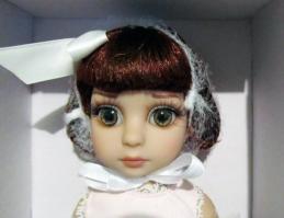 0FBP0034 Effanbee Patsy Basic No. 4-Auburn Wig Doll, 2013 Tonner 6