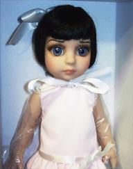 0FBP0035 Effanbee Patsy Basic No. 5-Black Wig Doll, 2013 Tonner 5