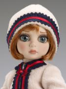 FBP0072 Effanbee Keeping Warm Patsy Doll Outfit Only Tonner 2014 2