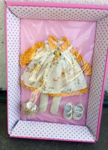 FBP0212 Effanbee Rise and Shine Patsy Doll Outfit Only 2015