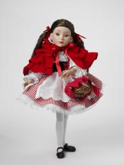 1FBT0503 Effanbee What Big Eyes You Have Red Riding Hood Doll 2009 1