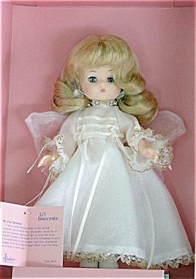 EFF0005 Effanbee L'il Innocents Christina Angel Doll 1989