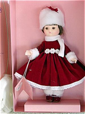 EFF0012 Effanbee L'il Innocents Russian Doll 1989