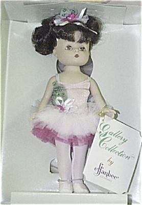 EFF0220 Effanbee 1995 L'il Innocents Stacy Ballerina Doll