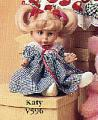 EFF0430 Small Effanbee Katy Toddler Doll 1997 2