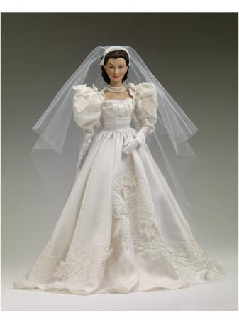 Scarlett\'s Wedding Day Gone with the Wind Doll, Tonner 2012