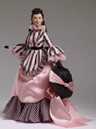 TGW0093 Tonner Peachtree Street  Stroll Scarlett GW Doll, 2013