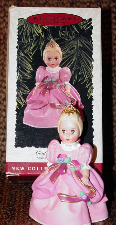 Hallmark Madame Alexander Cinderella Doll Ornament - Create an invoice on paypal hallmark store online