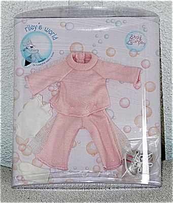 HKE0511 Helen Kish Casual Pink Outfit for Riley Dolls 2005