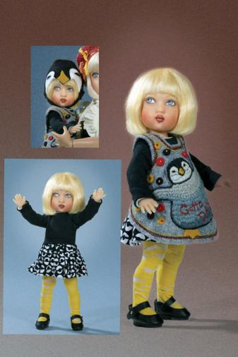 HKE0853 Gotta Dance Tatum Toddler Girl Doll, 2013 Helen Kish
