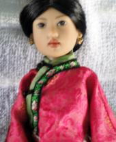 HKE0251 Kish 2002 Spring Pearl of China Doll, Book Set, American Girls 4