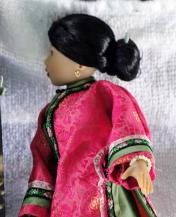 HKE0251 Kish 2002 Spring Pearl of China Doll, Book Set, American Girls 5