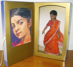HKE0252 Kish 2002 Neela of India Doll, Book Set, American Girls