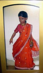 HKE0252 Kish 2002 Neela of India Doll, Book Set, American Girls 1