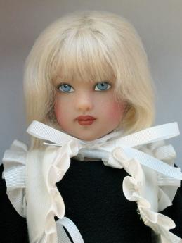 HKE0850 Big Sis Piper Doll, 2013 Helen Kish 2