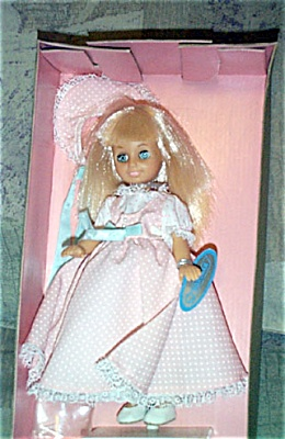 HOR0005A Horsman Melissa Seasons Spring Doll 1988-89