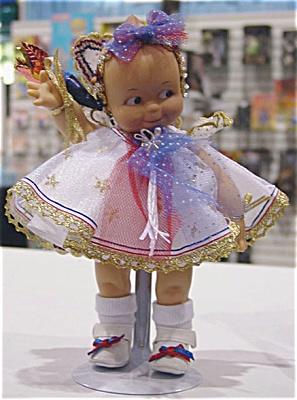 KEW0001 Cameo Spirit of Freedom Kewpie Doll 2004