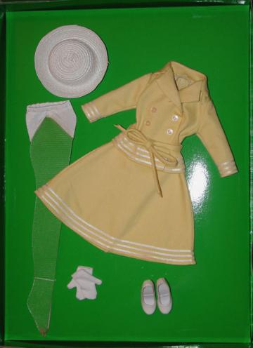FJL0013 Effanbee June Bug Outfit Only for Janet Lennon Doll