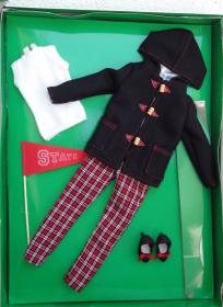 FJL0014 Effanbee Toasting Marshmallows Outfit Only,  Janet Lennon Doll