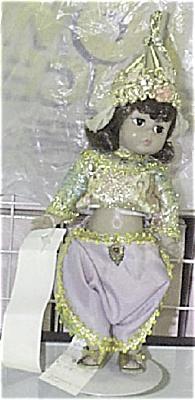 ALX0002A Madame Alexander Bend-Knee Thailand Girl Doll 1966-72