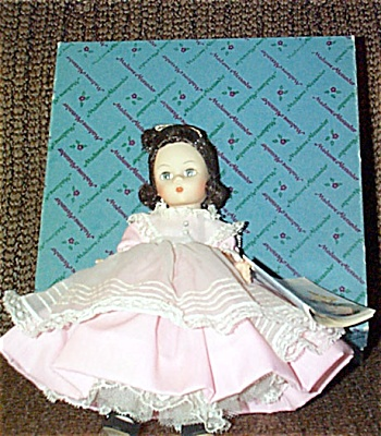 ALX0132 Madame Alexander 1981 Beth Doll Little Women