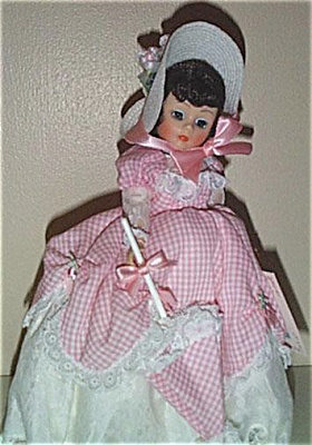ALX0333 Madame Alexander 1988 Enchanted Doll House Cissette